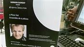 "ROYAL DOULTON 4PC 8.5"" PLATE SET GORDON RAMSAY"